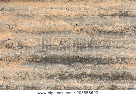 Rust Texture Zinc Wall Abstract For Background
