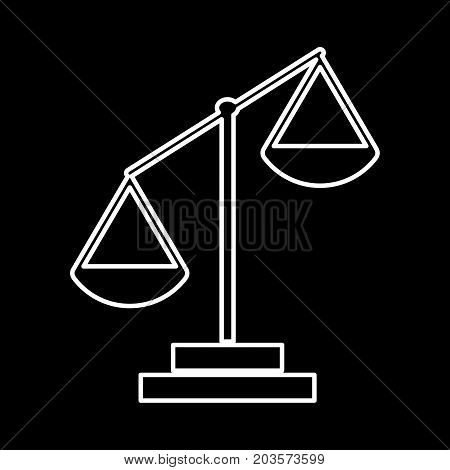 Law Scale It Is Icon .
