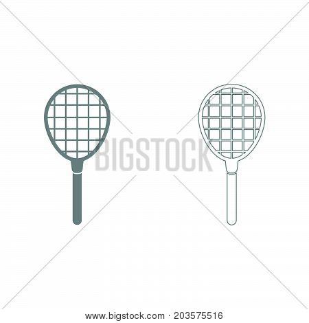 Tennis Racquet It Is Icon .