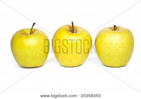 Golden Apples of three in a row