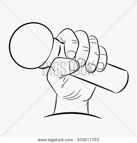 Karaoke Battle Label
