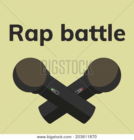 Rap Battle Label