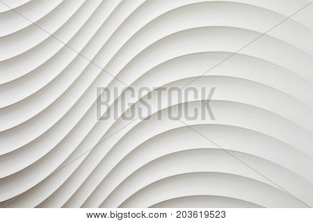 White Wall Texture, Abstract Pattern, Wave Wavy Modern, Geomatic Overlap Layer Background