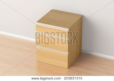 Drawer Chest In Home Interior