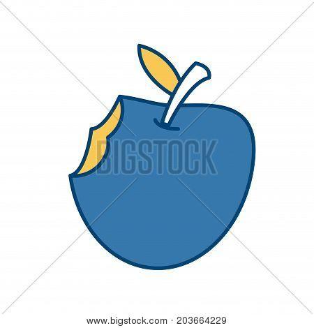 Apple Fruit Isolated