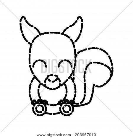 Squirrel Animal Cartoon