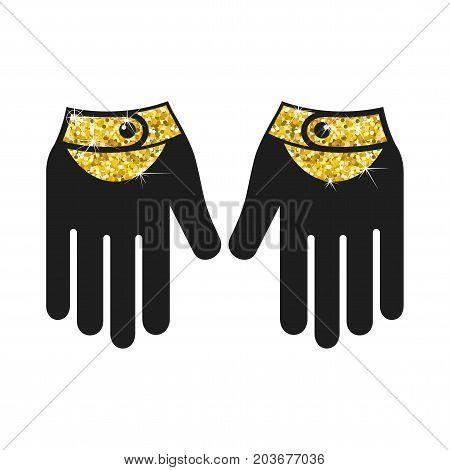 Golden Glove Icon