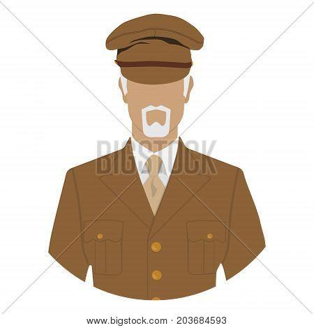 Veteran Soldier Vector