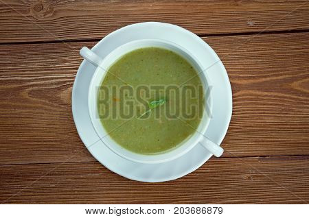 Potage Puree St. Germain
