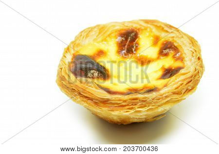 Typical Portuguese Custard Pies