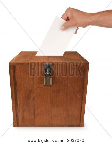 Submitting A Vote