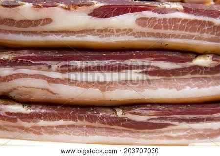Meat, Bacon, Fat