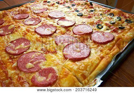 Pizza Strips
