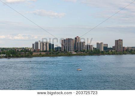 Riverside Apartment Towers