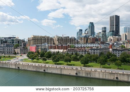 Montreal City Center