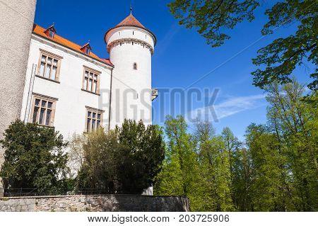 Old Konopiste Castle, Czech Republic