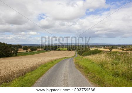 English Country Road