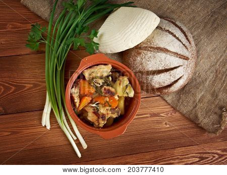 Packer Country Stew