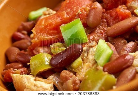 Chili Con Carne Spicy Homemade