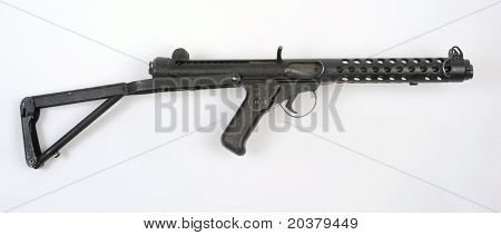 British 9mm Sterling L2A3 SMG