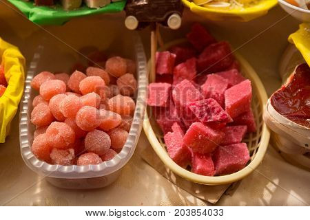 Traditional Sweets At Corpus Christi