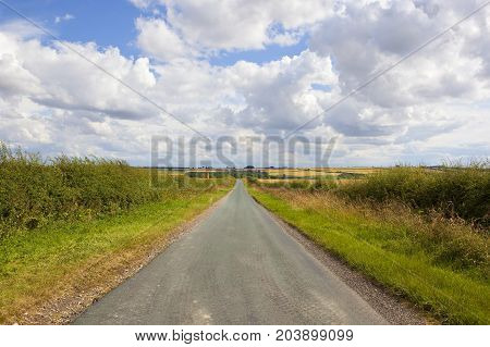 Scenic Country Road