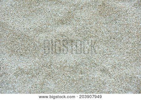 Beautiful sand background. Sand Texture background. Closeup of sand.
