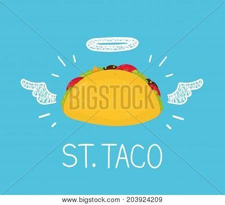Heaven taco concept
