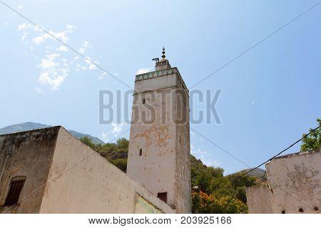 traditionnel moroccan arabic mosque menara Mosque Islam.