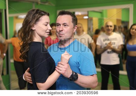 Kizomba Dance Lesson Class