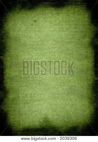 Green Rough Material Background