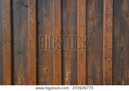 Rustic weathered barn wood background. Grunge wall