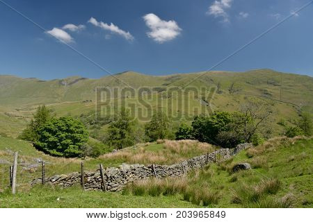 Mardale Ill Bell above Troutbeck, English Lake District