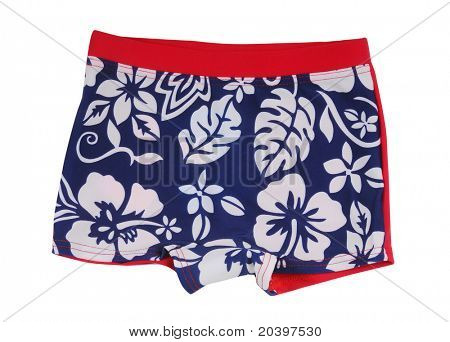 Men's shorts swimming trunks