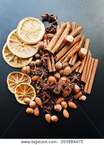 Christmas Aromatic Spices