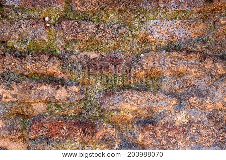 Beautiful seamless high resolution macro texture of sandstone