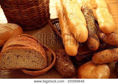 Fresh bakery