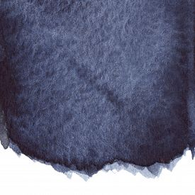 Watercolor navy blue sample texture backdrop background