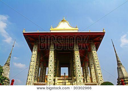 Wat Arun Mon Dop Putthabat