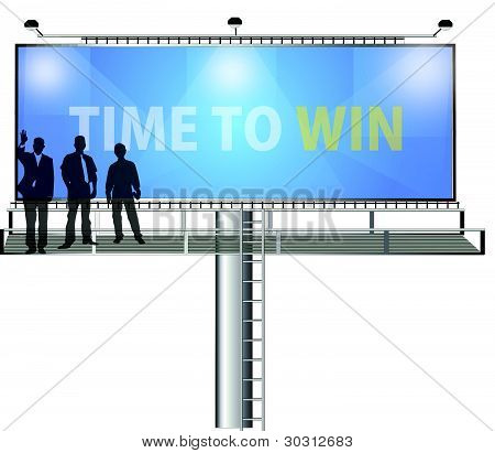 Billboard time to win