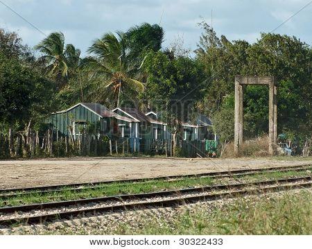Poor Wooden Cabins