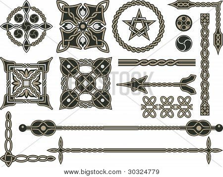 Celtic Traditional Elements