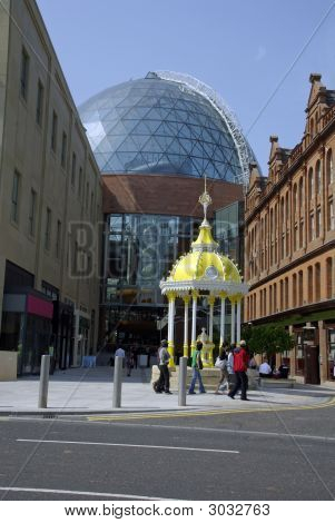 Belfasts New Shopping Centre