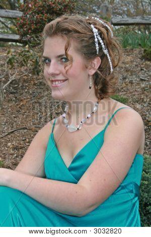Beautiful Female Teen
