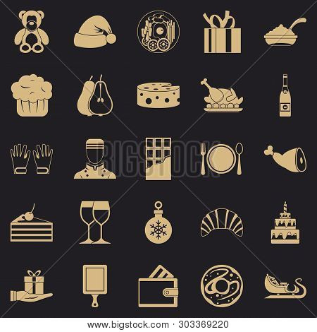 Generosity Icons Set. Simple Set Of 25 Generosity Vector Icons For Web For Any Design