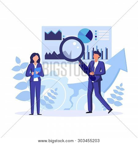 Data Science Research, Analysis In The Finance Industry. Data Scientists, Analytical Data Experts Ma