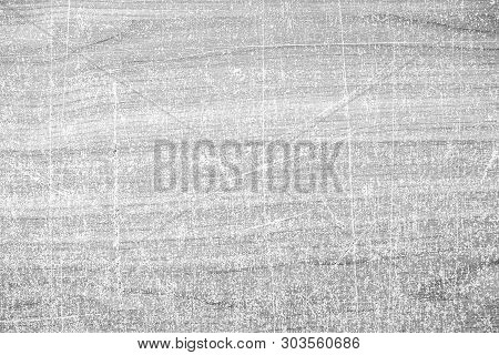 Scratched And Shabby Texture Background. Obsolescence Concept