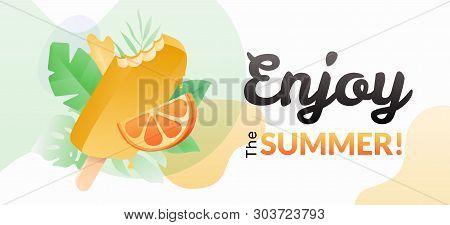 Enjoy Summer Vector & Photo (Free Trial) | Bigstock