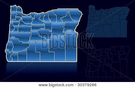 Counties of Oregon
