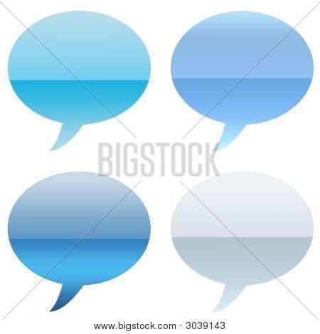 Speech Bubbles Captions